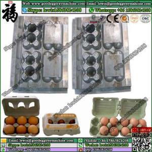 Egg Box/Carton pulp mould/mold