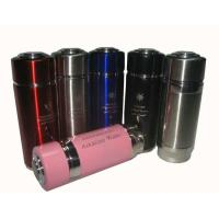 Quality 5L Silver / Blue Alkaline Nano Energy Flask With Replaceable Filter , 20cm Height for sale