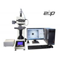 Quality Nitriding Layer Automatic Vickers Hardness Tester With Scale HV10 High Precision for sale