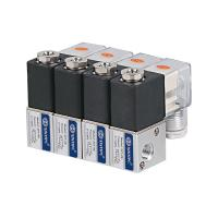 Quality 2 Units - 20 Units Pneumatic Solenoid Valve 3 / 2 Way Without Manifold for sale