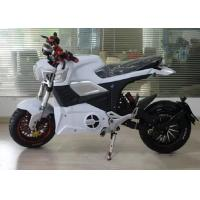 Buy cheap Cm X8 All Electric Motorcycle , Electric Motocross Motorcycle Color Customized from wholesalers