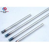 China Quenched Tempered Ck45 Injection Molding Machine Tie Bar / Hard Chrome Plated Steel Bar on sale
