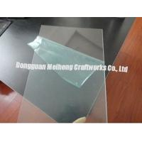 Quality High Quality and clear Eco-Friendly PVC Plastic transparent boards for sale
