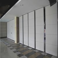 China White Magnetic Writable Board Movable Partition Walls For Art Gallery Exhibition Hall on sale
