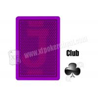 Quality Magic Props Copag Texas Hold Em Invisible Playing Cards Plastic For Gambling Cheat for sale
