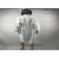 Quality Classical Massy Spa Bathrobes For Women ,  Ladies Terry Cloth Bathrobes for sale
