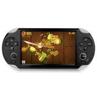 Buy 512M DDR3 PSP Game Player / Handheld Game Consoles With Android 4.03 Version OS Running at wholesale prices