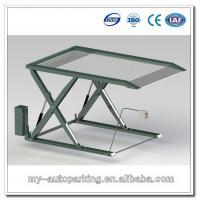 China Two Vehicle Car Parking Lift China Scissor Mechanical Car Jack on sale