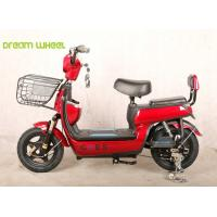 Quality Lady And Child Style E Bike Pedal Assist With Two Seats , Nice Design for sale