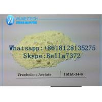 trenbolone yellow eyes