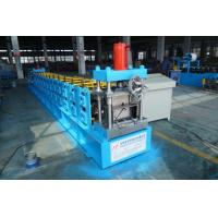 Quality Chain Drive C Z Purlin Roll Forming Machine 3500mm * 800mm * 800mm Roll Former Machine for sale