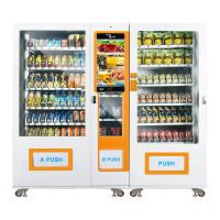 Quality OEM ODM Automatic Products Vending Machine for Sale, Bottle Can Drink Vending Machine for sale