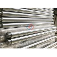 Quality Continuously Threaded Ra0.4 Chrome Plated Guide Rod Roller For Hydraulic Press for sale