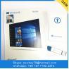 Buy cheap Genuine Korean Microsoft Windows 10 Home Fpp / Oem Software Download 64 Bit Usb from wholesalers