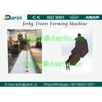 China Darin Patented Machine Chicken Jerk Treats Making Machine / Dog Food Production Line with CE Certification on sale