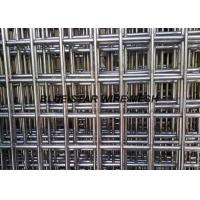 Quality Corrosion Resistance Welded Wire Mesh Sheets , 304 316 Stainless Steel Welded Wire Fence Panels for sale