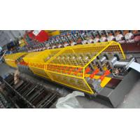 Quality High Speed Steel & Matel Shutter Door Roll Forming Machine 5.5kw 18 Station for sale