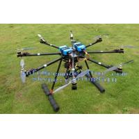 Quality Professional UAV Quadcopter Outdoor Foldable With GPS / 8 Axis / Gyro for sale