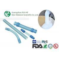 Quality Tube Connector Medical Grade Platinum Cured Silicone Rapid Vulcanization for sale