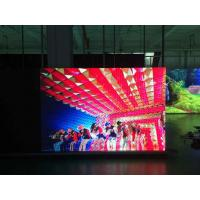 Quality P7.62mm Indoor Full Color LED Display Screen Horizontal 120° Vertical 120° for sale