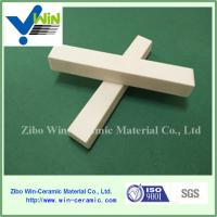 Quality Corrosion resistance white alumina ceramic tiles Chinese factory for sale