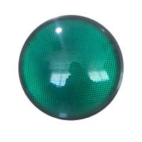 Quality Hi Flux 300mm green full ball led traffic signal module with EN12368 for sale