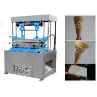 Buy cheap Electric Mini Size Wafer Ice Cream Cone Maker Machinery in Semi Automatic from wholesalers