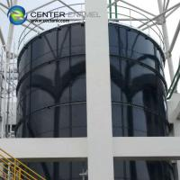 Quality 10000 Gallon Bolted Steel Waste Water Storage Tanks For Wastewater Treatment Plant for sale