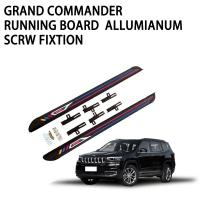 Quality Anti Corrosion Nerf Step Bars , Pickup Running Boards Fully Balanced for sale
