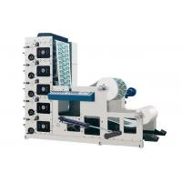 Quality Accurate Installation Paper Flexo Printing Machine RY-850B 5 Colors Flexo Printer for sale