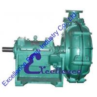 Quality High Efficiency Mining Centrifugal Slurry Pump Made Of Wear-Resistant Metal for sale