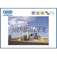 Quality High Efficient Stainless Steel CFB Boiler Low / Intermediate / High Pressure for sale