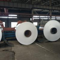 Quality Mill Finished Capacitor A1235 Series Aluminium Foil Roll , Aluminum Sheet Metal Roll for sale