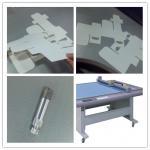 Quality Reflect sheet kiss cut whole cut sample maker cutter plotter for sale