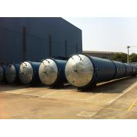 Quality Brick / Rubber / Food / Glass Industrial Autoclave For AAC Plant , Lightweight for sale