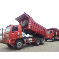 ZZ5707S3840AJ 70 Tons Industrial Mining Tipper Trucks Volume 30m3 And 371hp
