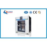 Buy cheap IEC60228 High Flexible Cable Chain Bending Fatigue Test Machine from wholesalers