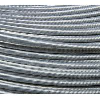 China 37×0.38 Nicr Alloy Stranded Wire / Nichrome Wire Coil With Straight Bright Surface on sale