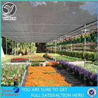 Buy cheap Hot Sale HDPE Sun Shade Netting Roll Fence Net Sun Wind Screen UV Resistant from Wholesalers