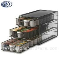 3 Layer K-cup Coffee Pods Drawer,Holds 54 pods