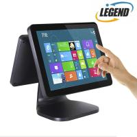"Quality 12"" LED Display Touch Screen Pos Cash Register CJ Legend A5D Desktop PC Computer for sale"