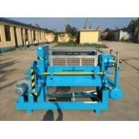 Quality High Efficiency Egg Carton Making Machine , PLC Control Egg Tray Forming Machine  for sale
