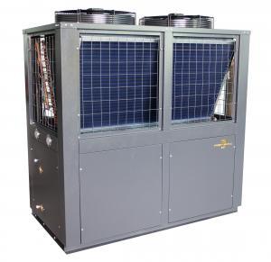 Quality High COP Geyser Commercial Heat Pumps / Air Source Heat Exchanger Pump R407C for sale
