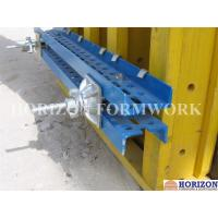 China Steel Formwork Tie Rod System With Dywidag Thread , Flanged Wing Nut and Water Stop on sale