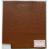 Quality Artificial Leather Cloth Various Color Good Abrasion Resistance, Soft Handfeeling for sale