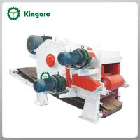 China Drum-type wood chipper machine on sale