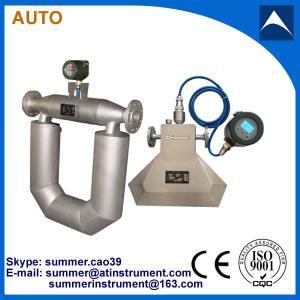 Quality Mass Diesel Fuel Flow Meter Manufacturer for sale