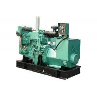 Quality Priming Power 85kva Cummins Open Diesel Generator With Stamford Generator for sale