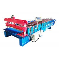 Buy Popular Corrugated Steel Roofing Sheet Roll Forming Machine For Wall And Roof Of at wholesale prices