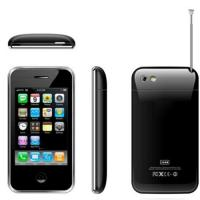 Quality Hot sale Quad bands mobile phone W288  with TV,Wifi,Java ,Dual SIM card for sale